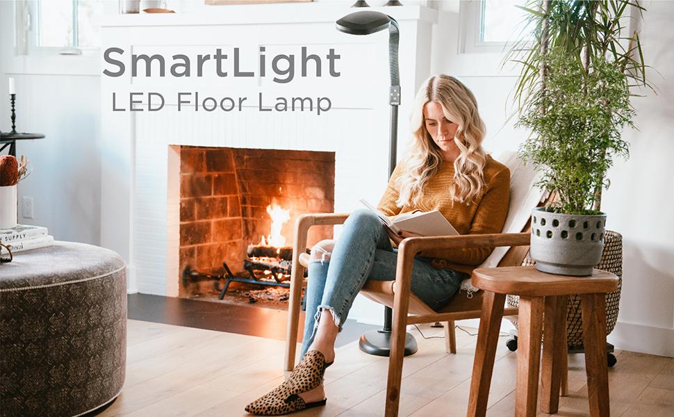 SmartLight LED Floor Lamp