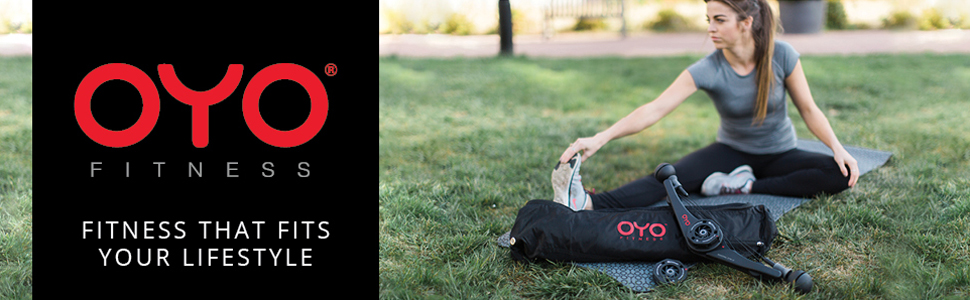 oyo fitness that fits your lifestyle