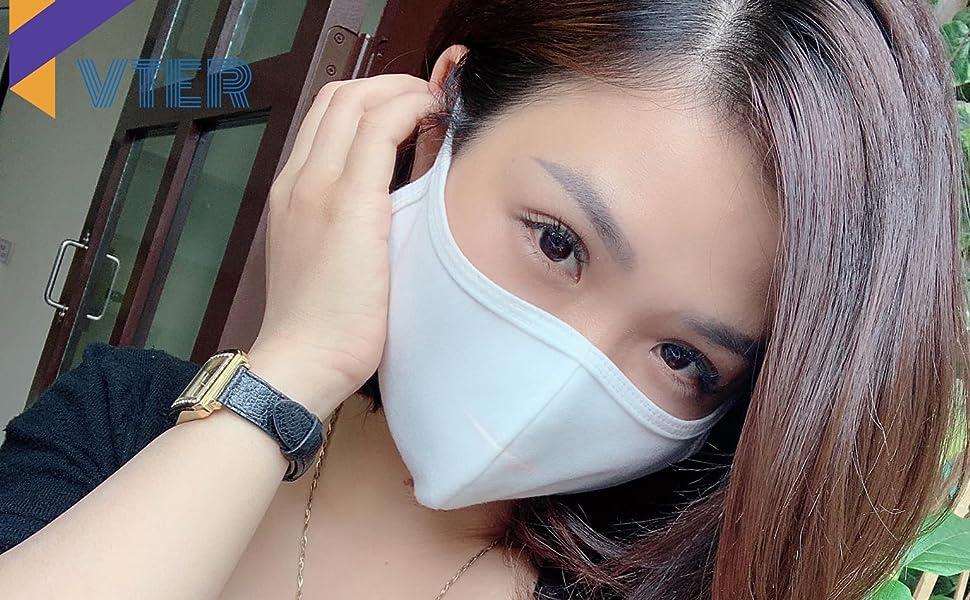 VTER Premium Cotton Mask