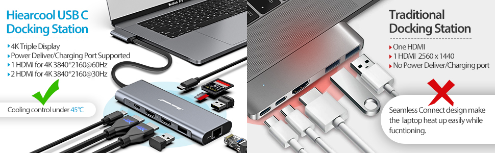 Thunderbolt 3 Docker – Master Data with the Thunderbolt 3 Docker | USB Chub