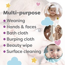 nose bath bottle Cloth Micro cleaning sensitive cheap travel unscented babies bottom portable fresh
