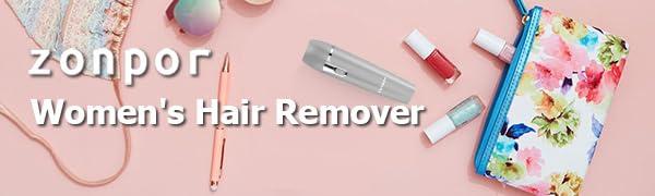 zonpor Facial Hair Remover