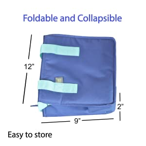 foldable and space saving