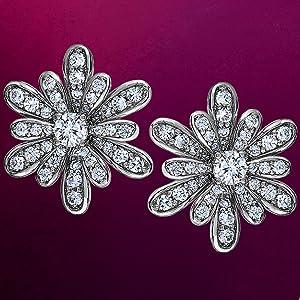 diamond jewelry ring pendant necklace earrings earring white gold sterling silver natalia drake gift