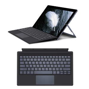 2 in 1 Tablet with Keyboard