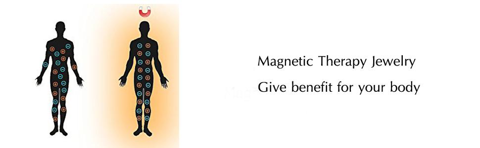 women pure copper magnetic bracelet pain relief