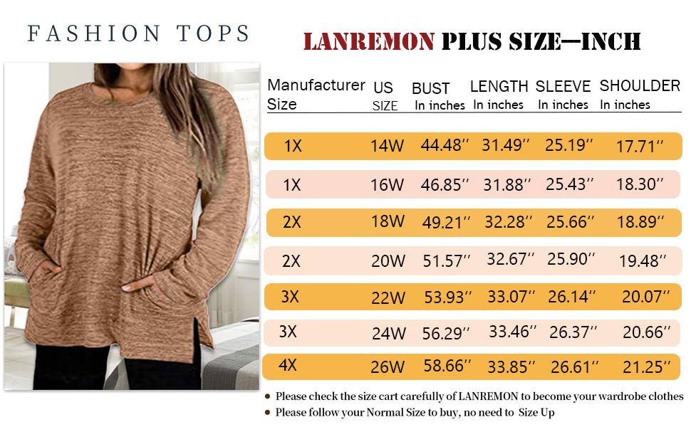 plus size womens shirts womens plus size long sleeve t shirts plus size clothing for women