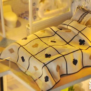 Dollhouse Miniature Kit