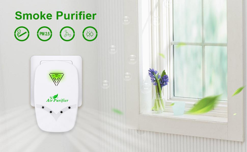 Smoke Purifier for Home