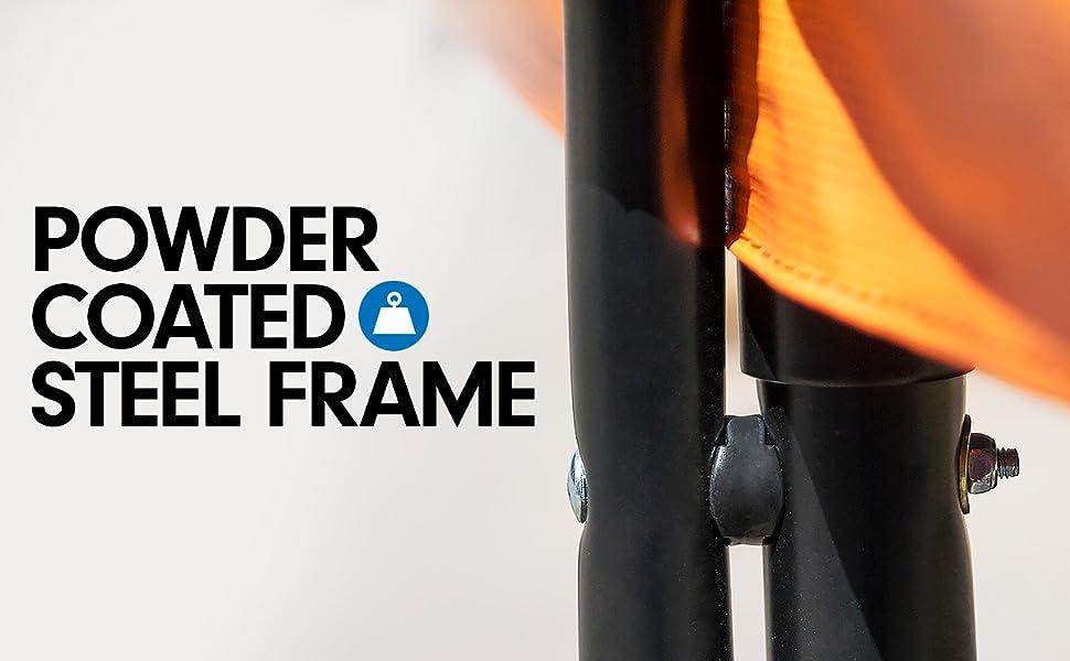 Powder Coated Steel Frame
