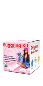 sugaring at home kit