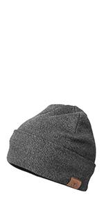 Winter daily beanie hat
