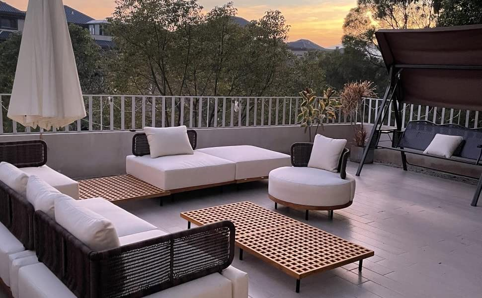 PATIOASIS patio furniture cover