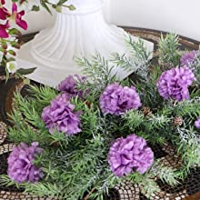 Fake Carnations for DIY projects
