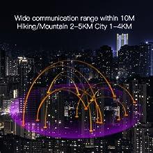 Amplia comunicación