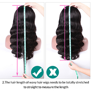 Measure the Hair