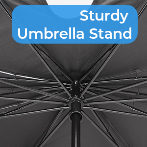 windshield umbrella