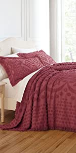 Georgia Chenille Bedspread