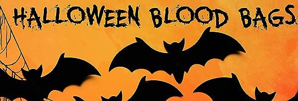 blood bag banner