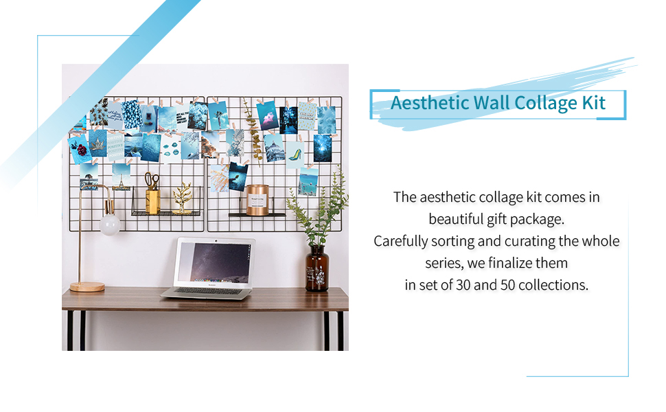 wall collage kit