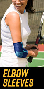 Sparthos Elbow Compression Sleeves