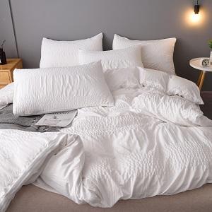 white duvet coverr