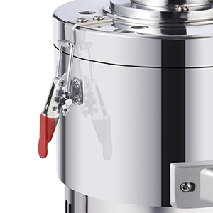Electric Peanut Butter Maker Machine, Commercial Electric Grain Grinder Sesame Peanut Sauce Grinder