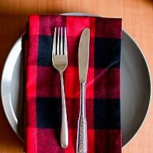 Plaid Dish Towels