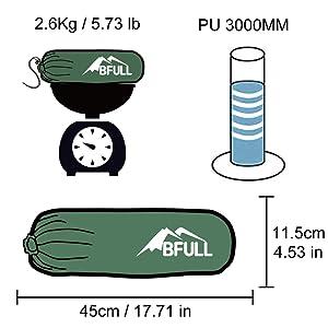 tent 2 person