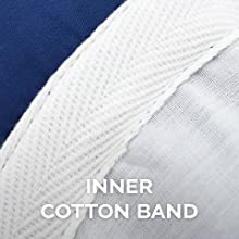 inner cotton band