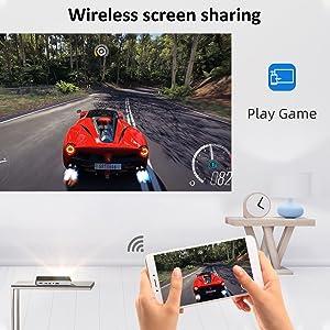Projector Screen Sharing