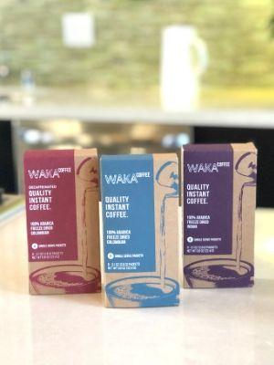 make good waka instant coffee