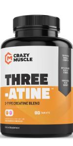creatine monohydrate pills