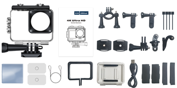 gopro type camera accessories