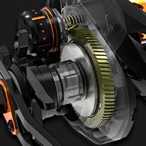 for Precision Aluminum Drive Gear and Brass Pinion Gear