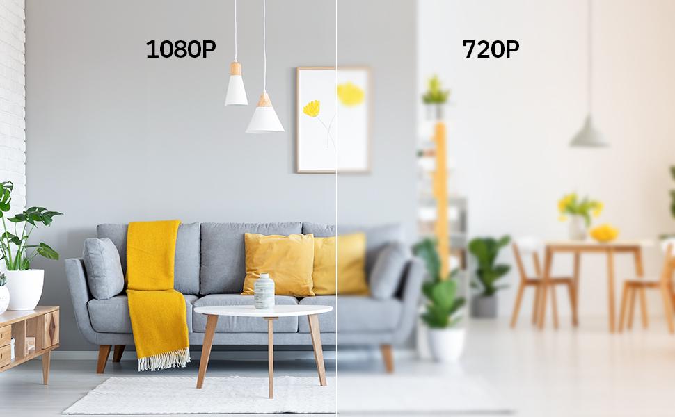 1080P Super Clear Picture