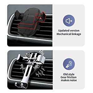 phone holder for car car phone mount holder sturcture