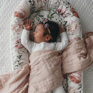 Baby Nest is must-have product for newborns and provides perfect portability for parents.