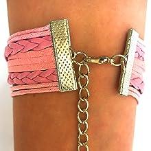 BAE Icons horse bracelet back