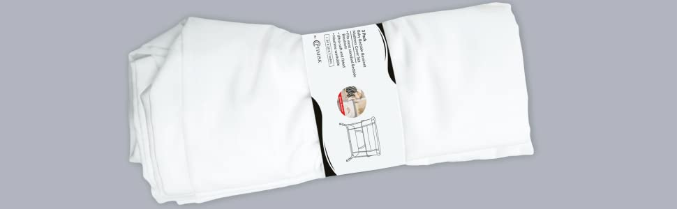 3 fitted sheets
