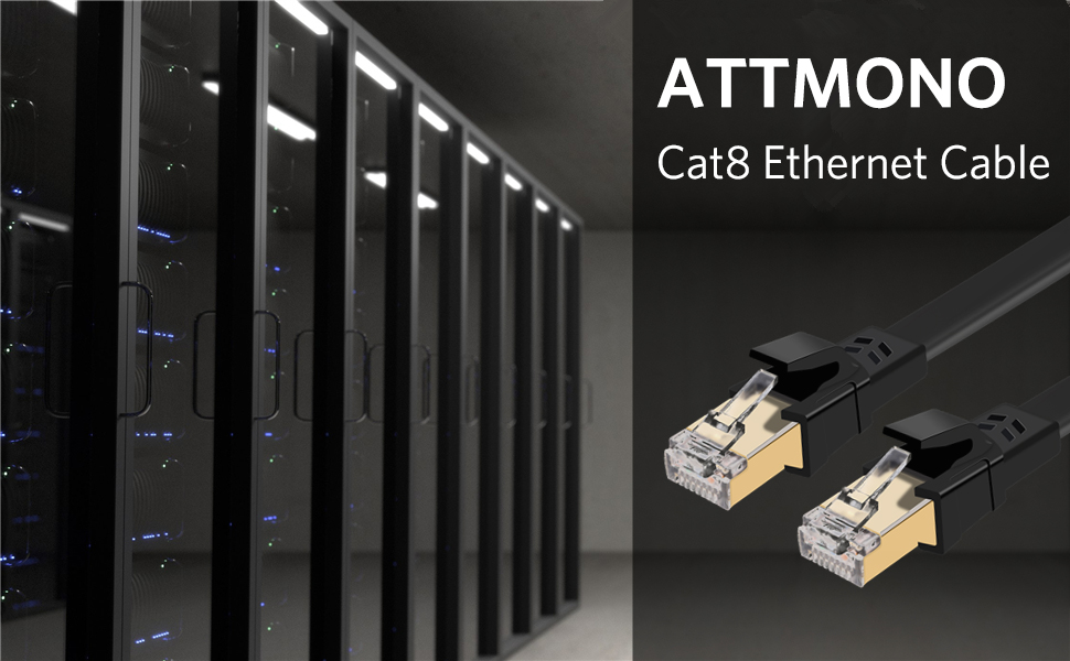 Cat8 Ethernet Cable