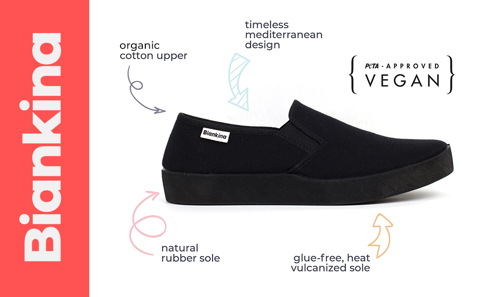 Features Biankina sneakers