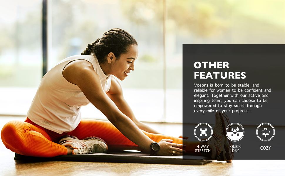 All-round yoga pants for multipurpose.