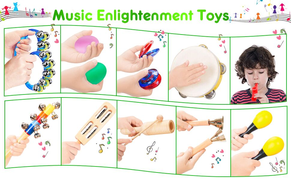 music toy set