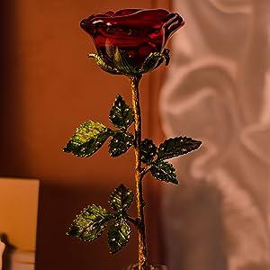 Schenkt wie viele seiner rosen freundin man Was bedeutet