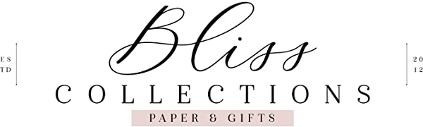 Bliss Collections Company Logo