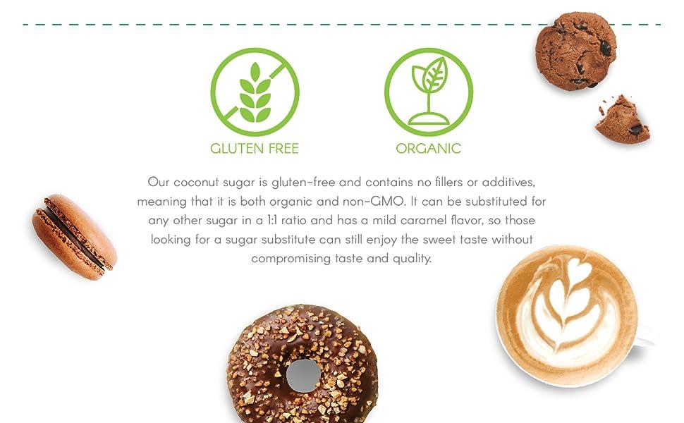 Gluten Free and Organic