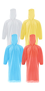 emergency  raincoat