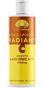 PuraTHRIVE Radiant Vitamin C