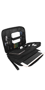 Fireproof Electronics & Travel Gadget Storage Bag